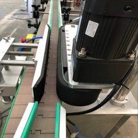 Dettagli dell'etichettatrice fronte e retro automatica fronte e retro