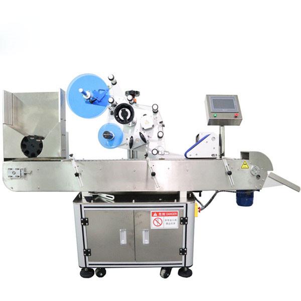 Etichettatrice automatica per adesivi per fiale orizzontali