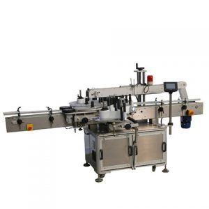 Manual Tabletop Round Bottle Labeling Machine