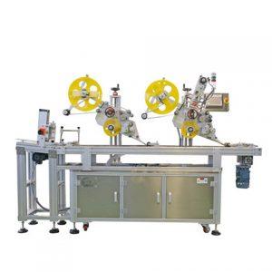 Hand Sanitizer Filling Labeling Machine