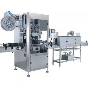 Etichettatrice verticale automatica a doppio lato a prezzo di fabbrica