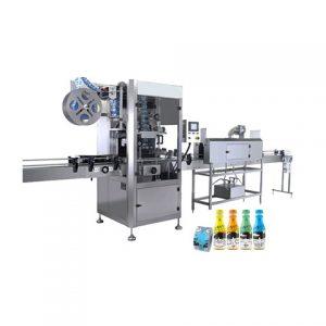 La decorazione industriale automatica fornisce un'etichettatrice a doppio lato