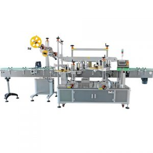 Automatic Beer Bottle Sticker Labeling Machine