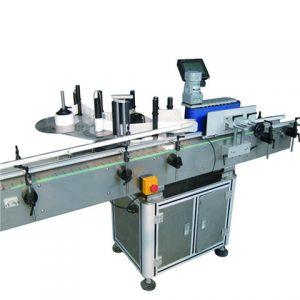 Fabbrica di macchine per etichettatrici automatiche su due lati