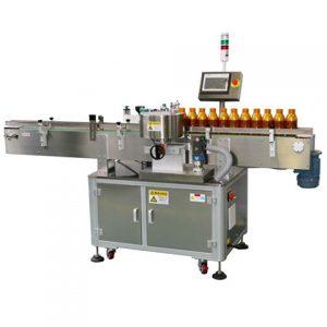 Macchina automatica per etichette adesive adesive per bottiglie quadrate Plasitc