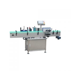 Plastic Bag Labeling Machine With Square