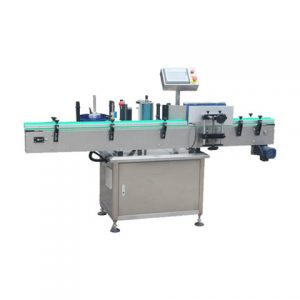 Round Vertical Vial Labeling Machine